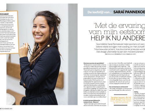Interview Santé november 2019